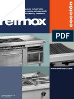 Catalogo Coccion Refrinox