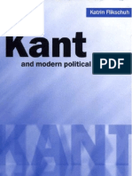 [2000] Flikschuh K. - Kant and Modern Political Philosophy