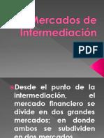 Mercados de Intermdiación