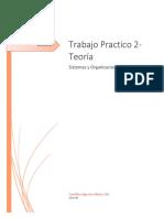 Sistema y Organizaciones Tp2