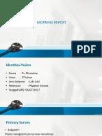 Morning Report Ns 2 Daning