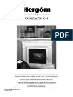 Libro de Instrucciones Hergon c4 PDF