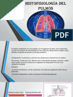 Histofisiología Del Pulmón