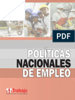 1 Politica Nacional de Empleo