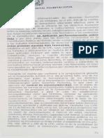 Sentencia Constitucional Plurinacional 0084 / 2017