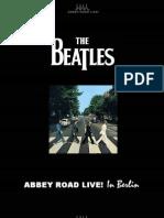 Abbey Road Live Brochure1