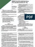 ley de tributación municipal DL_00776.pdf