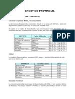 Diagnostico Provincial de Huancabamba
