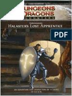 Companion For The Apprentice Wizard Pdf