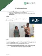 GVI Playa Del Carmen Monthly Achievement Report August 2017