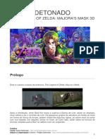 Detona Do Zelda