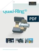 Design Guide - O-Ring, Quad-Ring, Trelleborg