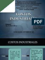 Costos Industriales Presentacion Powerpoint