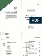 Manual Para Investigación Grupal e Individual (de Dx)