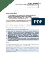 Lista de Exercícios, Data Mining - Talitha Speranza