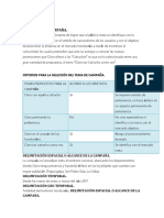 Proyecto Final CLARO (Campañas Publicitarias)