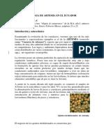 Biomasa de Artemia en EcuadorartSLA