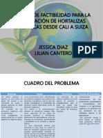cultivo orgánico exportación