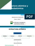 Clase 3_Estructura Atómica