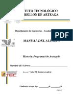 Manual Del Alumno Programacion Avanzada 2017