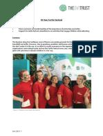 GVI Playa Del Carmen Monthly Achievement Report October 2017