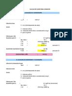 Cálculo de Dosificacion de Cloro_CUOTA FAMILIAR