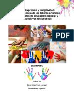 Seminario. Arte, expresión y subjetividad [Oscar Zelis & Paula Llompart].pdf