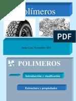 Introduccion a los  Polimeros