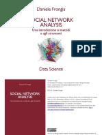 Social Network Analysis crapocchia bruffo