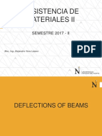 DEFLECTIONS OF BEAM.ppt