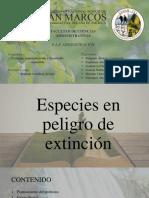 """Especies en Peligro Exposiciã""""n[1]"""