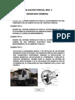 Evaluación Parcial Nro. 3 de Máquinas de Elevación y Transporte