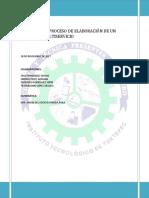 Informe Proceso de Elaboración de Una Investigación Documental FINAL PDIYD