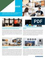 2017 Samsung Smart Signage DCH Series_Leaflet_web