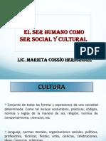 Nueva Hombre Cultura Sociedad