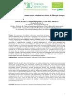 Análise Bioclimática Numa Escola Estadual Na Cidade de Macapá-Amapá