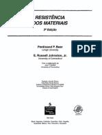 Resistência Dos Materiais 3ª Edição Ferdinand P. Beer & E. Russell Johnston Jr.