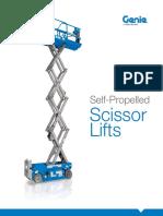 Scissor Lift Family Brochure
