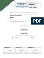 5.3. Roles, Responsabilidades y Autoridades en La Organización