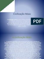 Apresentação - Civilização Maia