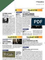 Reportage sur Jean Vanier sur KTO (rediffusion reportage 2007)