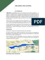 Informe Humedal Torca Guaymaral