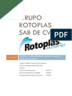 Grupo Rotoplas SAB de CV