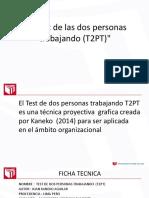 Test de Las Dos Personas Trabajando