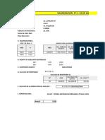 Examen Final Costos y Presupuestos