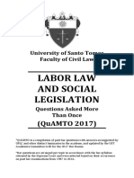 Quamto Labor Law 2017