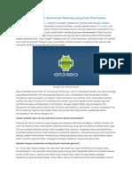 Manfaat Root Untuk HP Android Dan Risikonya Yang Perlu Kita Ketahui