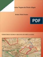Território Negros Urbanos Porto Alegre
