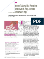 Improved Enteric Coating Articale, Pharm Tech