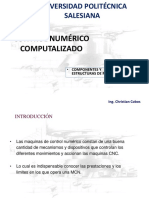 2.- Componentes y Estructuras de MHCN